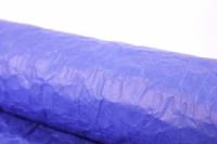 бумага жатая, однотонная, 70-75см/5я (синяя, 4101)