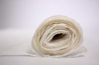 бумага жатая, однотонная, 70см/5я (белая)