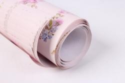 бумага глянец 100/407 цветочное сердце 0,7*1м(10листов)