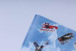 бумага глянец  100/636 покорители небес 68*98см (10 листов)