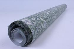 бумага  глянец  цветы на зеленом  0,7*1м в лист. (10 лист.) 78г/м2  0003  м