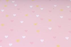 Бумага Глянец (И) Бисер на розовом 70*100см 78г/м2 (10шт в уп) В124