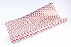Бумага Глянец (И) Клетка Рубашка 70*100см 78г/м2 (10шт в уп) В120