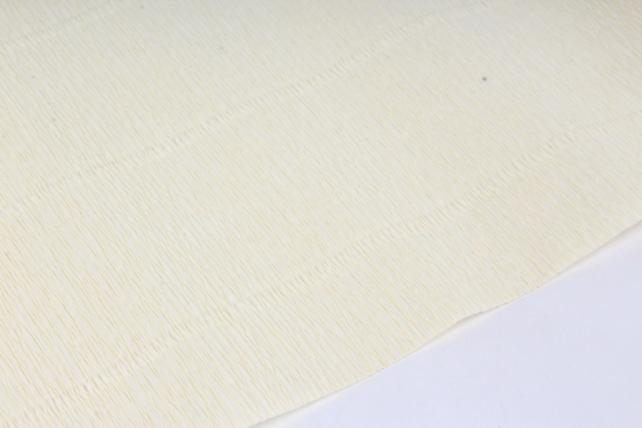 бумага гофрированная простая 17а1/1711 слоновая кость