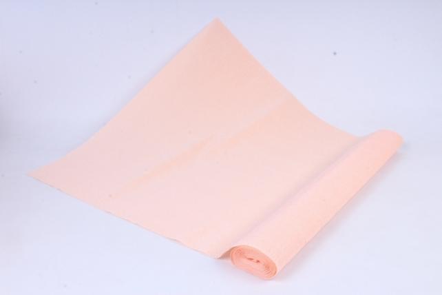 бумага гофрированная простая 17а5/1715 нежно персиковый