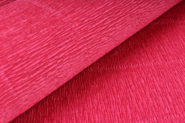 бумага гофрированная простая 17а6/1716 нежно красный