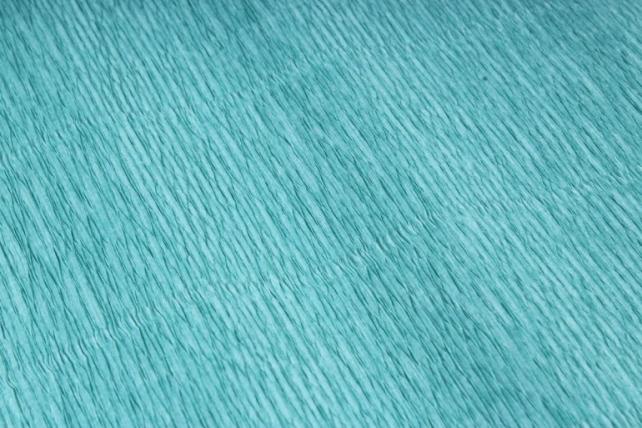 бумага гофрированная простая 17е4/1704 нежно морская волна