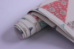 бумага  крафт белый аргайл   0,7*1м в лист. (10 лист.)  unarg-k