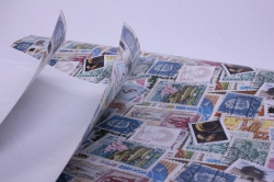 бумага  крафт белый марки  0,7*1м в лист. (10 лист.)  м