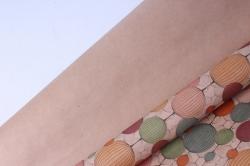 бумага крафт бумажные шары  0,7*1м  (10 листов)  м