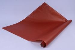 Бумага  крафт цветочная Оранжевая 70см*10м  40г/м2    32522ПУ   М
