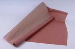 бумага  крафт цветочная персиковая 70см*10м  40г/м2    32528пу   м