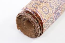бумага  крафт изразцы   0,7*1м в лист. (10 лист.)  uniz-k