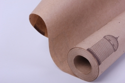 бумага крафт клетки 60*10 м 40 г/м