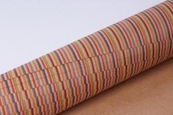бумага  крафт линии цветные  0,7*1м в лист. (10 лист.)  78г/м2  м