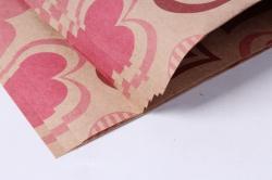 бумага  крафт любовный напиток  0,7*1м (10 лист.) 78г/м2  м