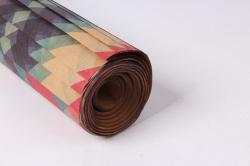 бумага  крафт отражение  0,7*1м (10 лист.) 78г/м2  м