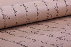 бумага крафт письмо татьяны 60*10 м 40 г/м