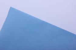 бумага  пергамент голубая 11/50 (83смх10м)