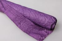 Бумага подарочная Эко-Люкс однотонная в рулоне 70см х 5м - фиолетовый