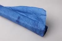 Бумага подарочная Эко-Люкс однотонная в рулоне 70см х 5м - синий
