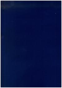 Бумага подарочная ГЛЯНЕЦ Однотонная Синяя 0,7х1м в листе (10 листов)