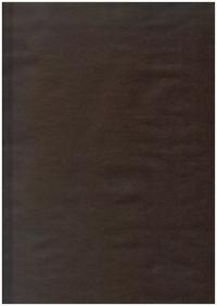 """Бумага подарочная КРАФТ однотонная в рулоне """"Шоколад"""" 07602 203/015"""