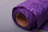 бумага рисовая фиолетовый (50см х 6ярд)