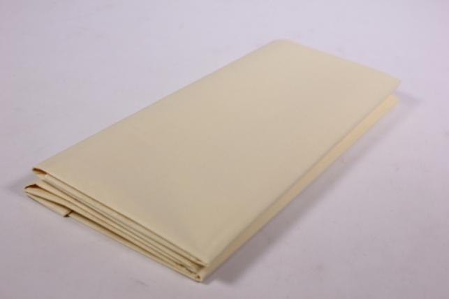 Бумага тишью 10 шт 50х66 см, слоновая кость