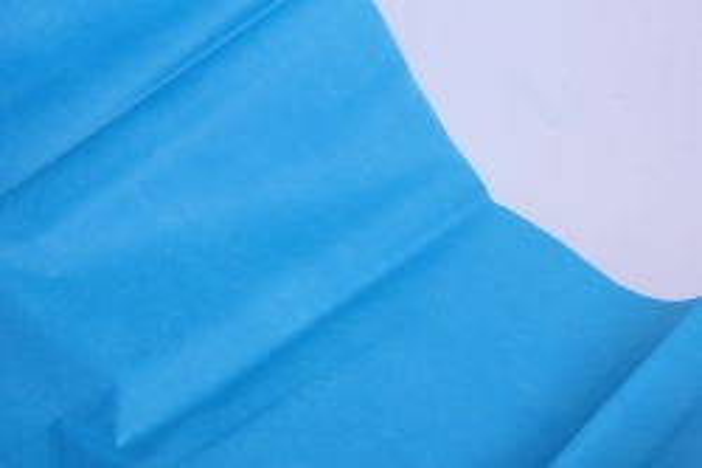 бумага  тишью (ч) голубая  50*66см (10 листов в уп)