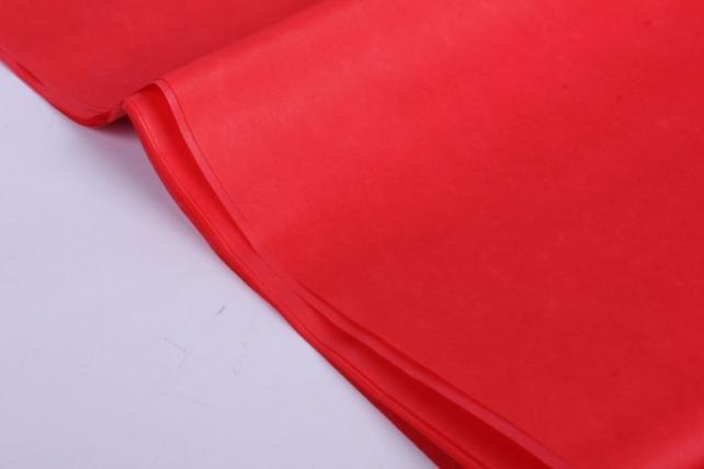 бумага  тишью (ч) красная  50*66см (10 листов в уп)