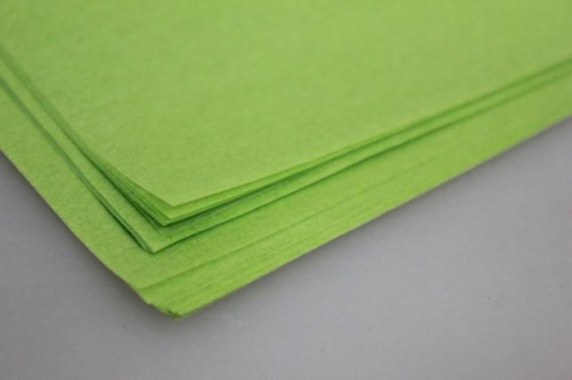бумага тишью оливковая 50х50см (10 листов в упаковке)