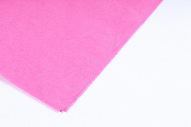 Бумага тишью 51*66см  Малиновая в листах 17гр 10 листов  233  PTQ233 (М)
