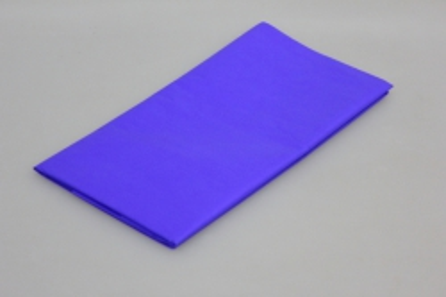 бумага тишью синяя 50х50см (10 листов в упаковке)