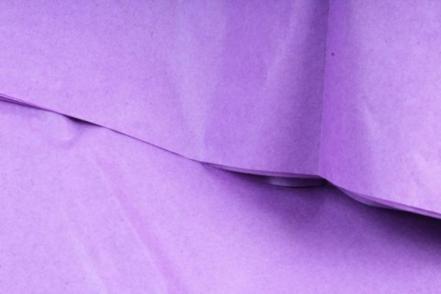 Бумага тишью 51*66см  Фиолетовая в листах 17гр 10 листов  2685  PTQ2685 (М)