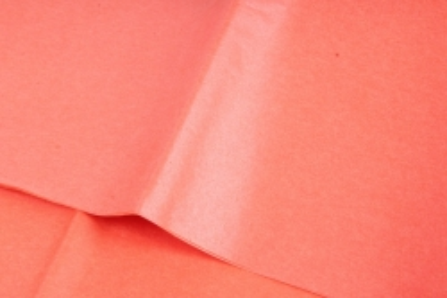 Бумага тишью 51*66см  Оранжевая в листах 17гр 10 листов  1666  PTQ1666 (М)