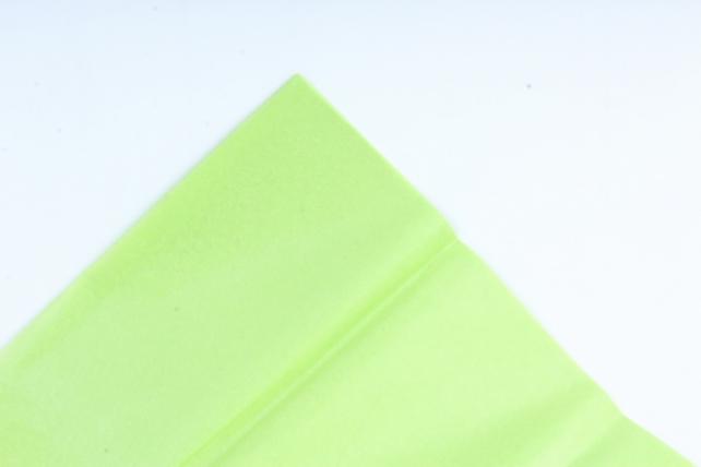 Бумага тишью 51*66см  Салатовая в листах 17гр 10 листов  3740  PTQ3740 (М)