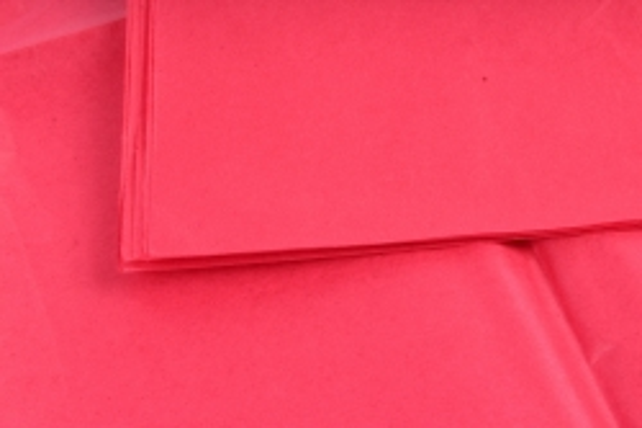 Бумага тишью 51*66см  Темно Красная в листах 17гр 10 листов  1861  PTQ1861 (М)
