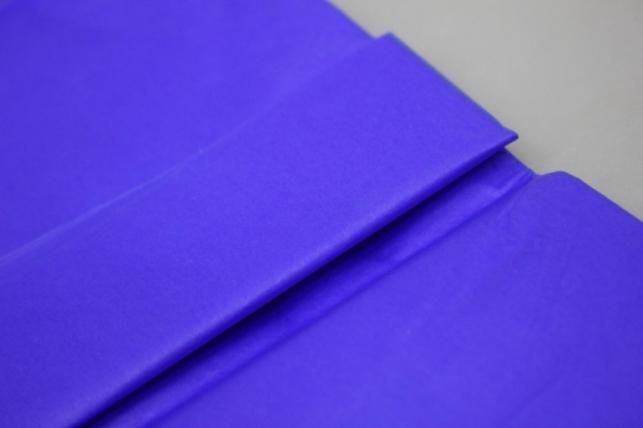 бумага тишью василек 50х50см (10 листов в упаковке)