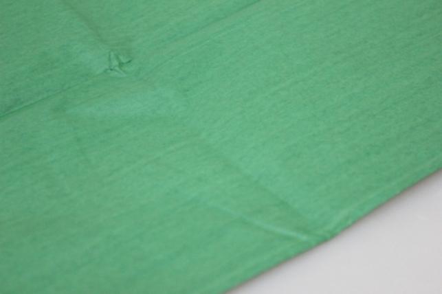 бумага тишью зеленая 50х50см (10 листов в упаковке)