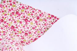 Бумага  ГЛЯНЕЦ 100/365 Цветочные конфетти   (68*98см)  (10 лист.)