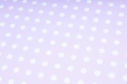 Бумага  ГЛЯНЕЦ 100/001-67 Горошек сиреневый (68*98см)  (10 лист.)