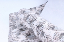 Бумага  ГЛЯНЕЦ 100/649 Новости в пузырях  68*98см (10 лист.)