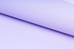 Бумага  ГЛЯНЕЦ 100/000-67 однотонная сиреневая (68*98см)  (10 лист.)