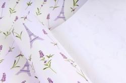 Бумага  ГЛЯНЕЦ 100/388 Парижская лаванда (68*98см)  (10 лист.)