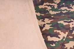 Бумага  КРАФТ 203/677 Искусство маскировки 100*70см  (10 лист)