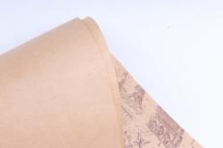 Бумага  КРАФТ 02/002 Прогулки по Парижу 100*70см  (10 лист.)