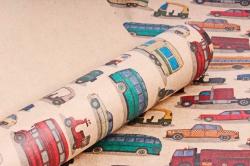 Бумага  КРАФТ 203/672 Трафик  0,7*1м (10 лист.)