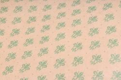 Бумага  КРАФТ Лилии зеленые  0,7*1м в лист. (10 лист.) 78г/м2  (М)  GI004-K