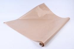 Бумага  КРАФТ однотонный в рулоне 72см*10м 40г/м2    33601   М